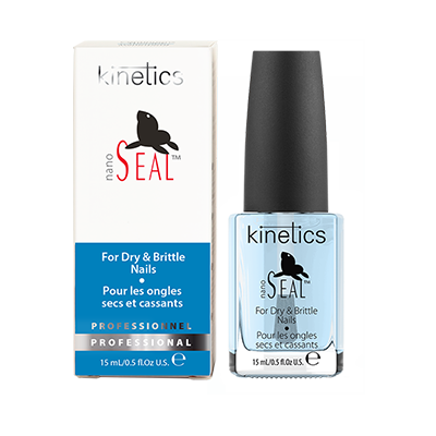 "KINETICS Основа ""Тюлень"" / K-Nano Seal Nail Treatment 15мл"