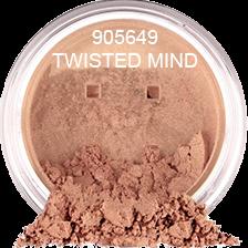 FRESH MINERALS Тени рассыпчатые с минералами для век Twisted Mind / Mineral Loose Eyeshadow 1,5грТени<br>Рассыпчатые тени для век freshMinerals, изготовленные на основе минералов, мягко и красиво украсят глазки. Мелкодисперсные, ложатся равномерно, не скатываются, стойкие. Широкая цветовая палитра дает возможность приобрести понравившийся цвет, выбирая матовые или мерцающие оттенки, которые также можно будет соединить. Рассыпчатые тени прекрасно сочетаются с водой, что делает их более насыщенными и стойкими. Натуральные минеральные тени подходят для чувствительной кожи. Способ применения: совет визажиста: наберите немного рассыпчатых минеральных теней на кисть, наносите на веки прихлопывающими движениями немного втирая в поверхность, так тени не будут осыпаться при нанесении и макияж глаз сохранится в течение всего дня.<br>