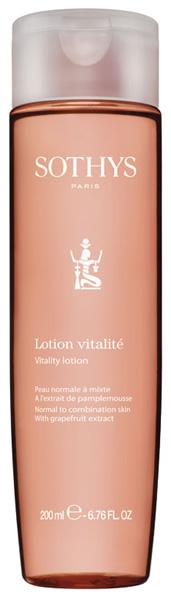 Купить SOTHYS Тоник с экстрактом грейпфрута для нормальной и комбинированной кожи / ESSENTIAL PREPARING TREATMENTS 200 мл