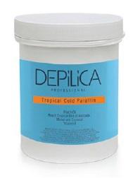 DEPILICA PROFESSIONAL ������� �������� ����������� ����������� / Tropical Cold Paraffin 450��