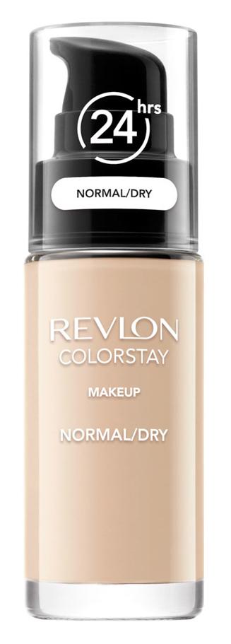 REVLON Крем тональный для нормальной и сухой кожи 110 / Colorstay Makeup For Normal-Dry Skin Ivory - Тональные основы
