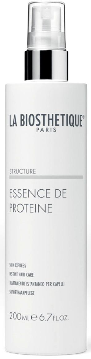 LA BIOSTHETIQUE Спрей несмываемый двухфазный для питания волос / Essence de Proteine 200 мл - Эссенции