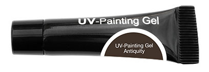 CND Гель-краска УФ / OH UV-Painting Gel Antiquity 5 мл