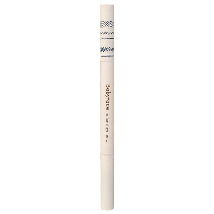 It'S SKIN Карандаш для бровей Бейбифейс, 02 темно-коричневый / Babyface Natural Eyebrow 02 Deep Brown 0.3 г