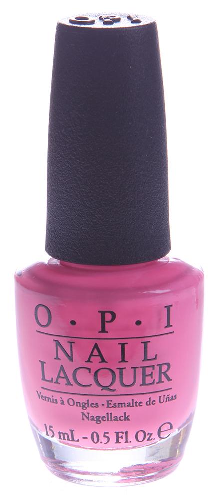 OPI Лак для ногтей / Kiss Me I'm Brazilian BRAZIL 15 мл opi лак для ногтей me myselfie