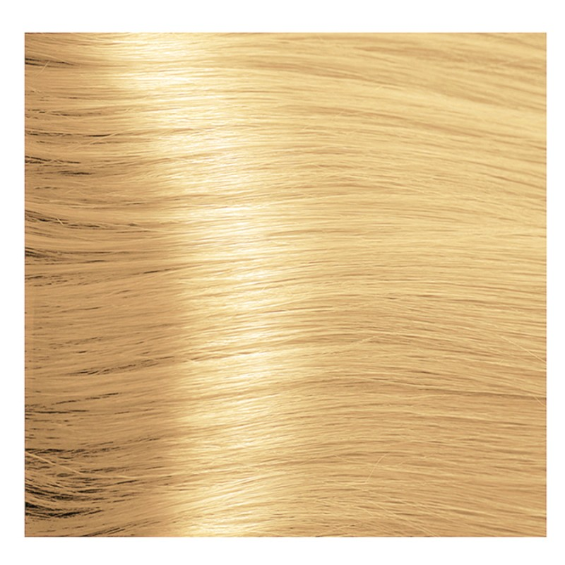 KAPOUS 10.3 крем-краска для волос / Hyaluronic acid 100мл