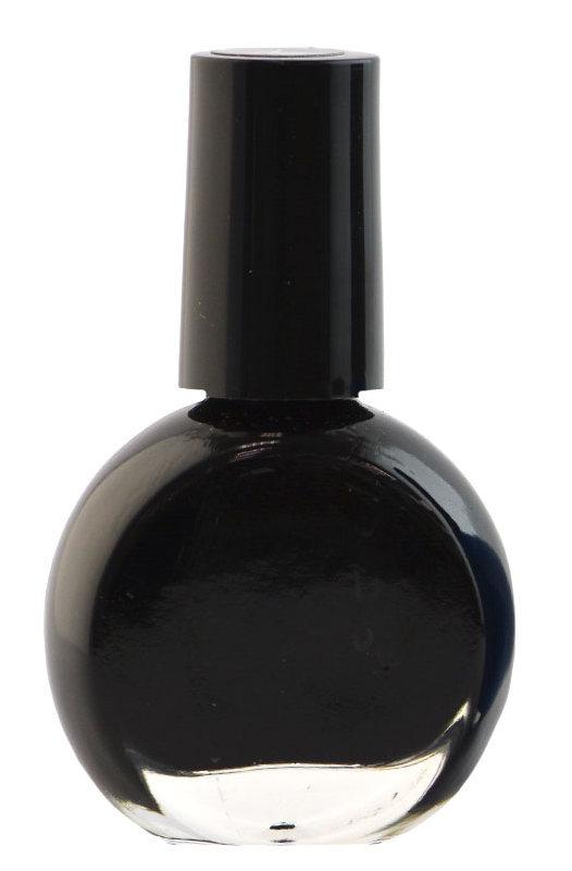 TNL PROFESSIONAL Краска для стемпинга, 02 черная 12 мл