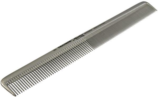 TRIUMPH Расческа TR комбин. мужская 8 1/2-Расчески<br>Расческа TRIUMPH Master (180 мм.) из высококачественного пластика. Антистатик.<br>