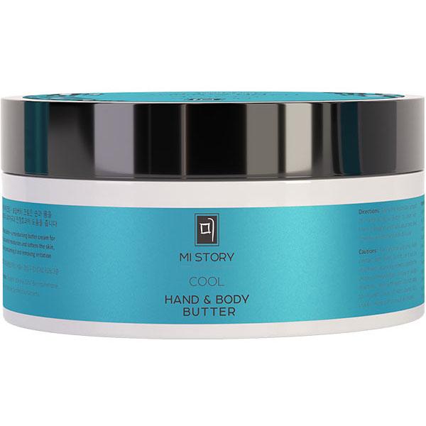 NOLLAM LAB Крем-масло для рук и тела / Mi Story Cool, 150 мл -  Кремы