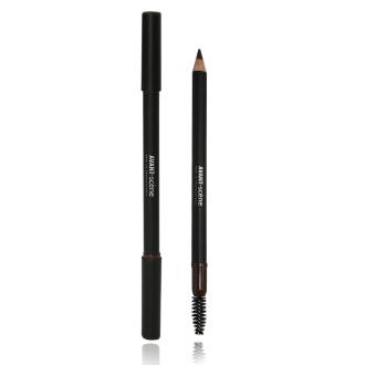 AVANT scene Карандаш для бровей, темно-коричневый / Eyebrow Pencil, dark brown 1,3 грКарандаши<br>Минеральный карандаш для бровей со спиральной синтетической щеточкой в комплекте. Карандаш включает в свой состав минеральные пигменты, кремний и слюду, что в сочетании с основой из масел, восков и витамином Е позволили получить уникальный по рабочим качествам продукт   мягкий при использовании, но устойчивый, с пластичной текстурой, легко скользящей, но оставляющей матовый эффект. Способ применения: выберите подходящий вам оттенок из предлагаемой гаммы, ориентируясь на корни ваших волос. Заполняйте цветовые пробелы между волосков, легкими штрихами, а также создавайте натуральный объемный 3D эффект, применяя несколько оттенков карандаша одновременно.<br>