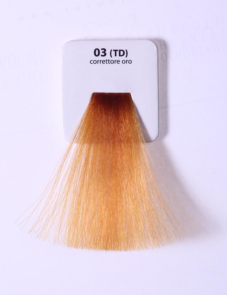 KAARAL T-D корректор золотистый (03) / Sense COLOURS 100мл от Галерея Косметики