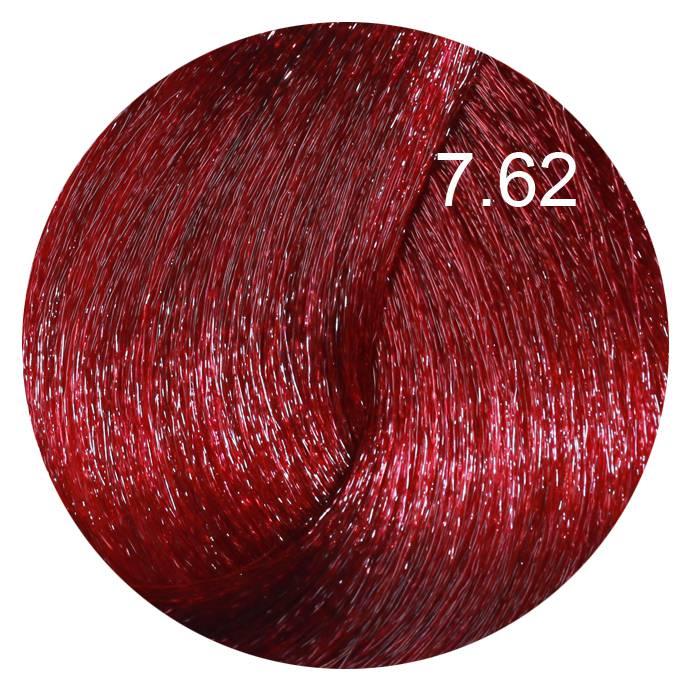 FARMAVITA 7.62 краска для волос, блондин фиолетово-красный / LIFE COLOR PLUS 100 мл