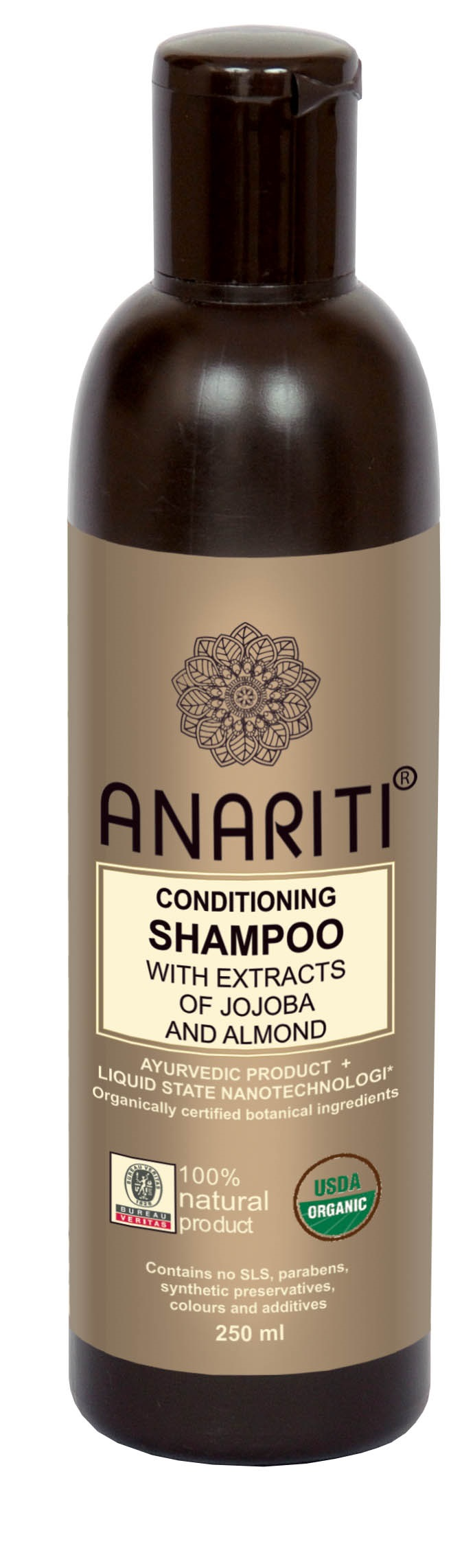 ANARITI ������� ���������������� � ���������� ������ � �������/ SHAMPOO CONDITIONING 250 ��