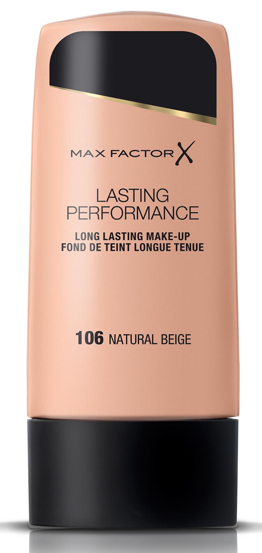 MAX FACTOR Основа тональная 106 / Lasting Perfomance - Тональные основы