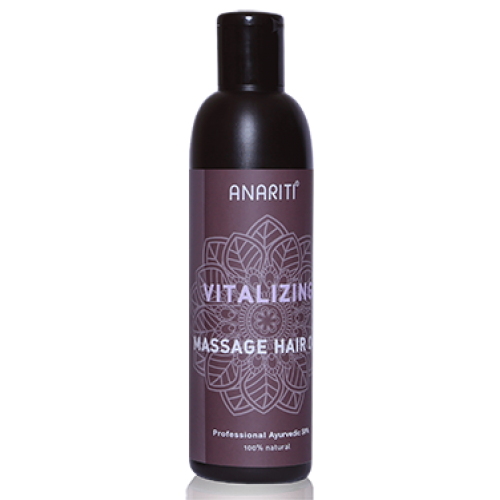ANARITI ����� ��������� ��� ����� � ���� ������ ������������ / Vitalizing massage hair oil 250��