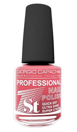 Купить GIORGIO CAPACHINI 116 лак для ногтей / 1-st Professional 16 мл, Розовые