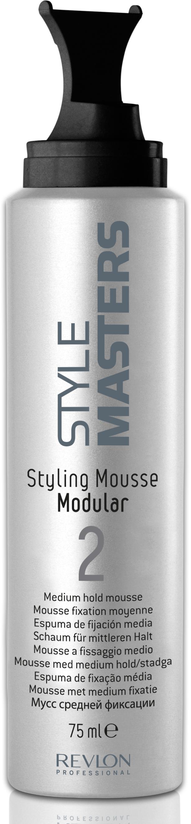 REVLON Professional Мусс для волос / MOUSSE MODULAR 75 мл