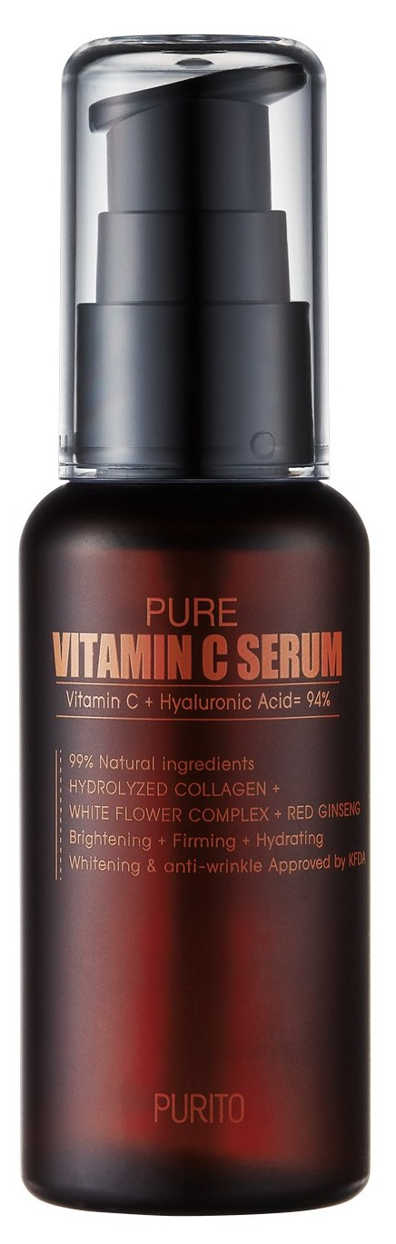 PURITO Сыворотка высококонцентрированная с витамином С / Pure Vitamin C Serum 60 мл фото