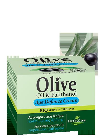 MADIS Крем для лица антивозрастной укрепляющий с пантенолом / HerbOlive 50 млКремы<br>Оливковое дерево, символ мира и жизненных сил, предлагает драгоценное оливковое масло, которое широко используется для медицинских и косметических целей. Такие Ингредиенты как: оливковое масло, пантенол, масло ши, миндальное масло, аллантоин, натуральные гидраты - питают кожу, разглаживают морщины и обладают мощными антиоксидантными свойствами. Активные ингредиенты: масло оливы, пантенол, масло ши, миндальное масло, аллантоин, натуральные гидраты . Способ применения: ежедневно.<br><br>Объем: 50 мл<br>Назначение: Морщины