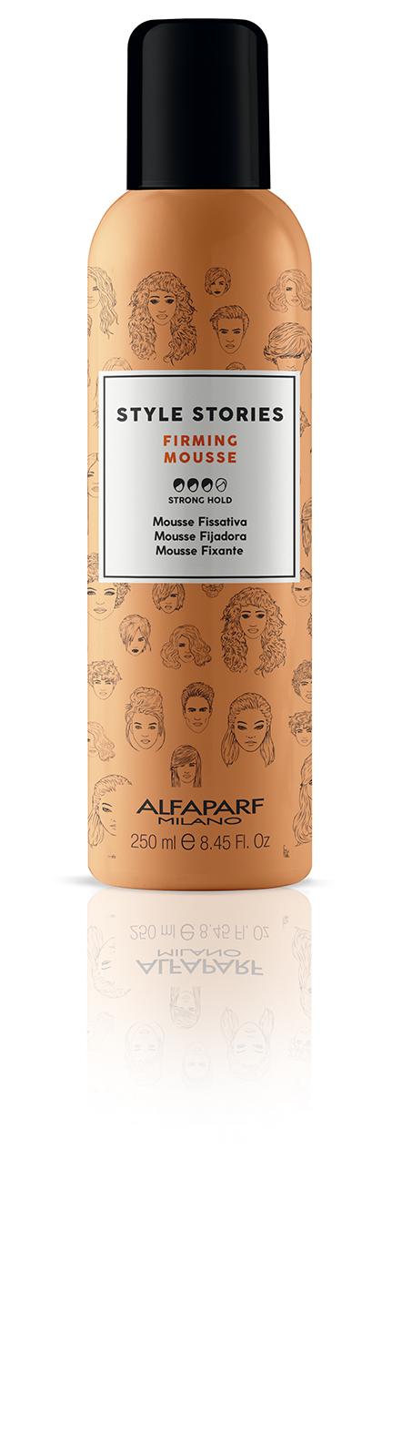ALFAPARF MILANO Мусс для волос сильной фиксации / Firming Mousse 250 мл