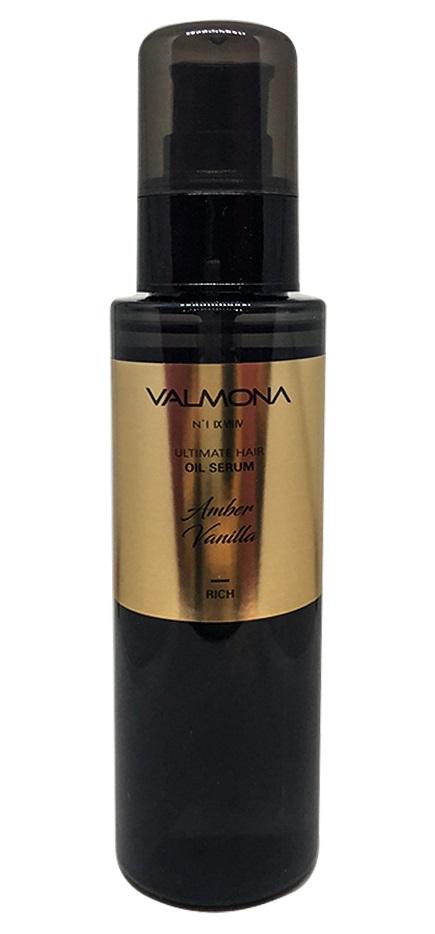 Купить EVAS Сыворотка для волос Ваниль / VALMONA ULTIMATE HAIR OIL SERUM, AMBER VANILLA 100 мл