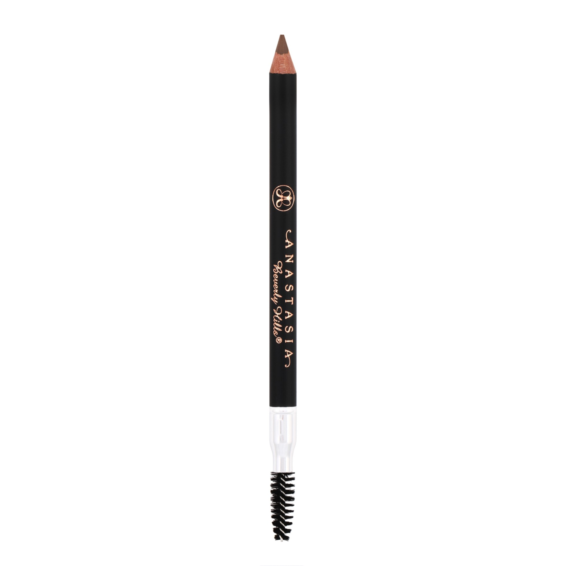 ANASTASIA BEVERLY HILLS Карандаш для бровей Caramel / Perfect Brow PencilКарандаши<br>Анастасия создала этот карандаш специально для того, чтобы сделать ваши брови еще красивее. Он незаменим для всех, кто мечтает об идеальных бровях. Компактный и простой в применении карандаш, который практически не занимает места в вашей сумочке и всегда под рукой. Способ применения: нанесите на увлажненную или сухую кожу короткими штриховыми движениями, заполняя пространство между волосками. Вторую сторону карандаша использовать для добавления объема бровям, взбивая волоски вверх короткими ударами.<br>