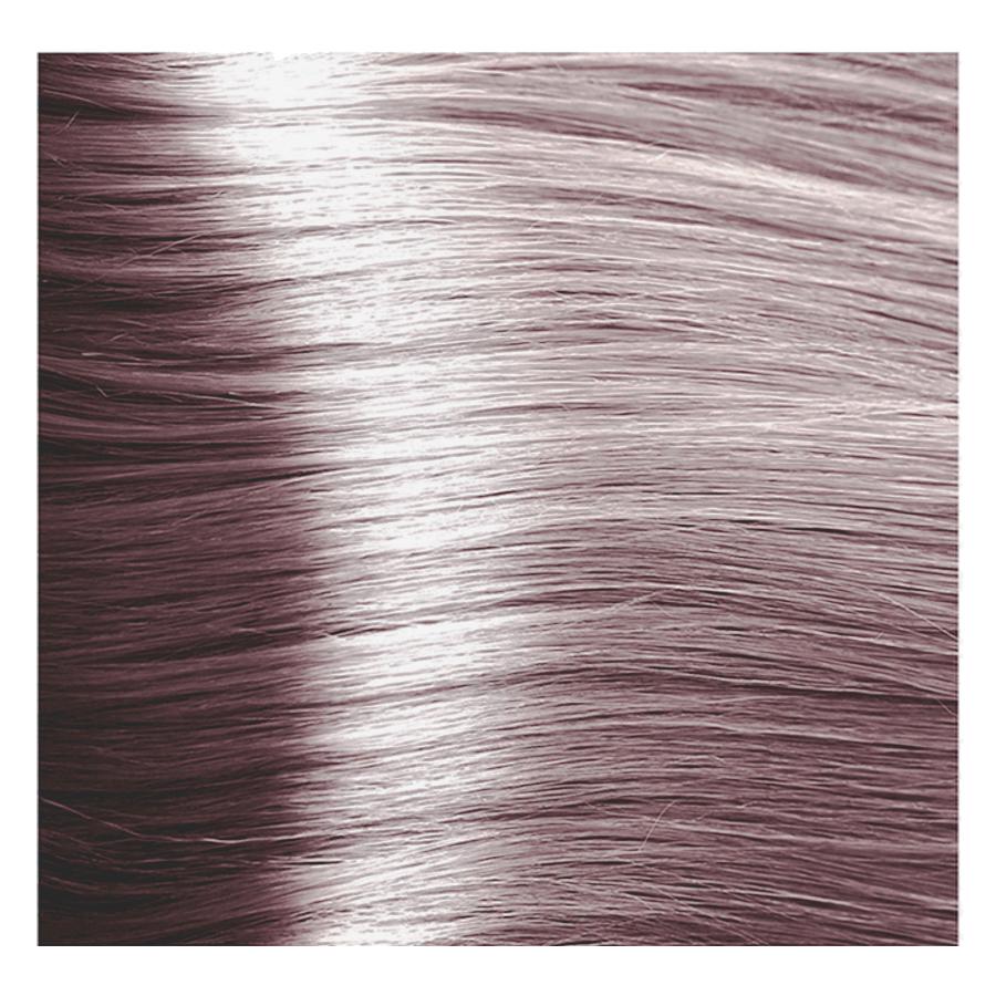 KAPOUS 9.21 краска для волос / Professional coloring 100млКраски<br>Оттенок 9.21 Очень светлый фиолетово-пепельный блонд. Стойкая крем-краска для перманентного окрашивания и для интенсивного косметического тонирования волос, содержащая натуральные компоненты. Активные ингредиенты, основанные на растительных экстрактах, позволяют достигать желаемого при окрашивании натуральных, уже окрашенных или седых волос. Благодаря входящей в состав крем краски сбалансированной ухаживающей системы, в процессе окрашивания волосы получают бережный восстанавливающий уход. Представлена насыщенной и яркой палитрой, содержащей 106 оттенков, включая 6 усилителей цвета. Сбалансированная система компонентов и комбинация косметических масел предотвращают обезвоживание волос при окрашивании, что позволяет сохранить цвет и натуральный блеск на долгое время. Крем-краска окрашивает волосы, бережно воздействуя на структуру, придавая им роскошный блеск и натуральный вид. Надежно и равномерно окрашивает седые волосы. Разводится с Cremoxon Kapous 3%, 6%, 9% в соотношении 1:1,5. Способ применения: подробную инструкцию по применению см. на обороте коробки с краской. ВНИМАНИЕ! Применение крем-краски  Kapous  невозможно без проявляющего крем-оксида  Cremoxon Kapous . Краски отличаются высокой экономичностью при смешивании в пропорции 1 часть крем-краски и 1,5 части крем-оксида. ВАЖНО! Оттенки представленные на нашем сайте являются фотографиями цветовой палитры KAPOUS Professional, которые из-за различных настроек мониторов могут не передать всю глубину и насыщенность цвета. Для того чтобы результат окрашивания KAPOUS Professional вас не разочаровал, обращайте внимание на описание цвета, не забудьте правильно подобрать оксидант Cremoxon Kapous и перед началом работы внимательно ознакомьтесь с инструкцией.<br><br>Цвет: Блонд<br>Класс косметики: Косметическая