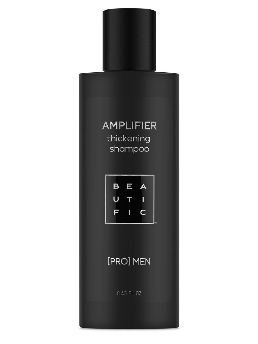 Купить BEAUTIFIC Шампунь для волос укрепляющий для мужчин / AMPLIFIER 250 мл