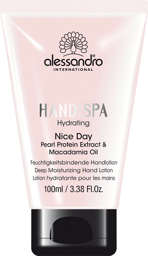 ALESSANDRO ������ ����������� ��� ��� / Hydrating Nice Day HAND!SPA 100��