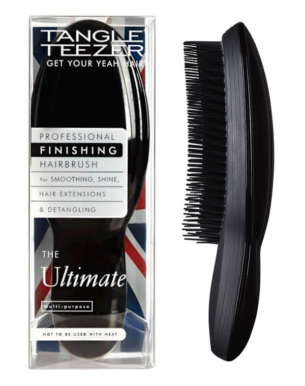 TANGLE TEEZER Расческа черная / Tangle Teezer The Ultimate Black