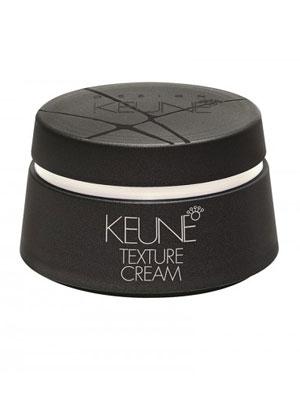 KEUNE Крем текстурирующий / TEXTURE CREAM 100млКремы<br>Придает волосам исключительную гибкость и мягкую текстуру. Способ применения: нанесите небольшое количество на подсушенные волосы, от корней до кончиков.<br><br>Объем: 100 мл<br>Вид средства для волос: Текстурирующая