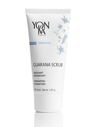 YON KA Скраб Guarana Scrub / ESSENTIALS 50мл