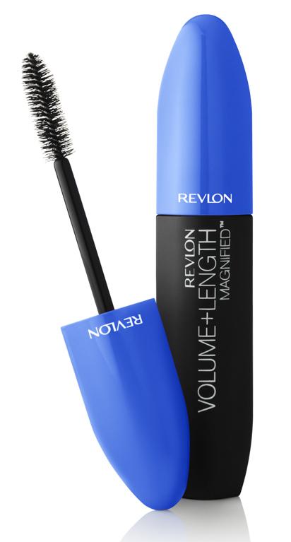 REVLON Тушь водостойкая для ресниц Объем + длина 351 / Mascara Volume + Length Magnified Wp Blackest black - Тушь