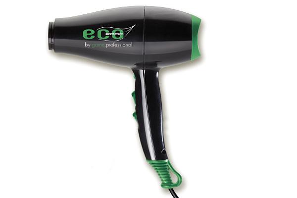 HAIRWAY Фен GA.MA Eco 2000 1250WФены<br>Мощность 1250-1500W. 2 скоростных и 4 температурных режима. Кнопка моментального охлаждения воздуха. Профессиональный мотор переменного тока. В комплекте 2 насадки ( 6 см и 9 см) Длина шнура 2,7 метра.<br>