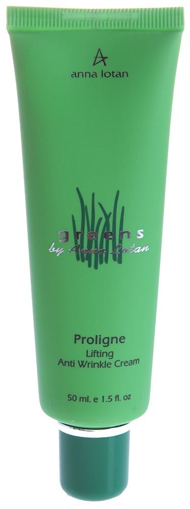 "ANNA LOTAN ���� ������� ������ ������ ""�������"" / Proligne Lifting Anti Wrinkle Cream GREENS 50��"