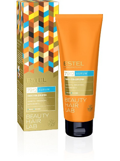 ESTEL PROFESSIONAL Тонус-гель для душа / BEAUTY HAIR LAB AURUM, 250 мл. -  Гели для душа