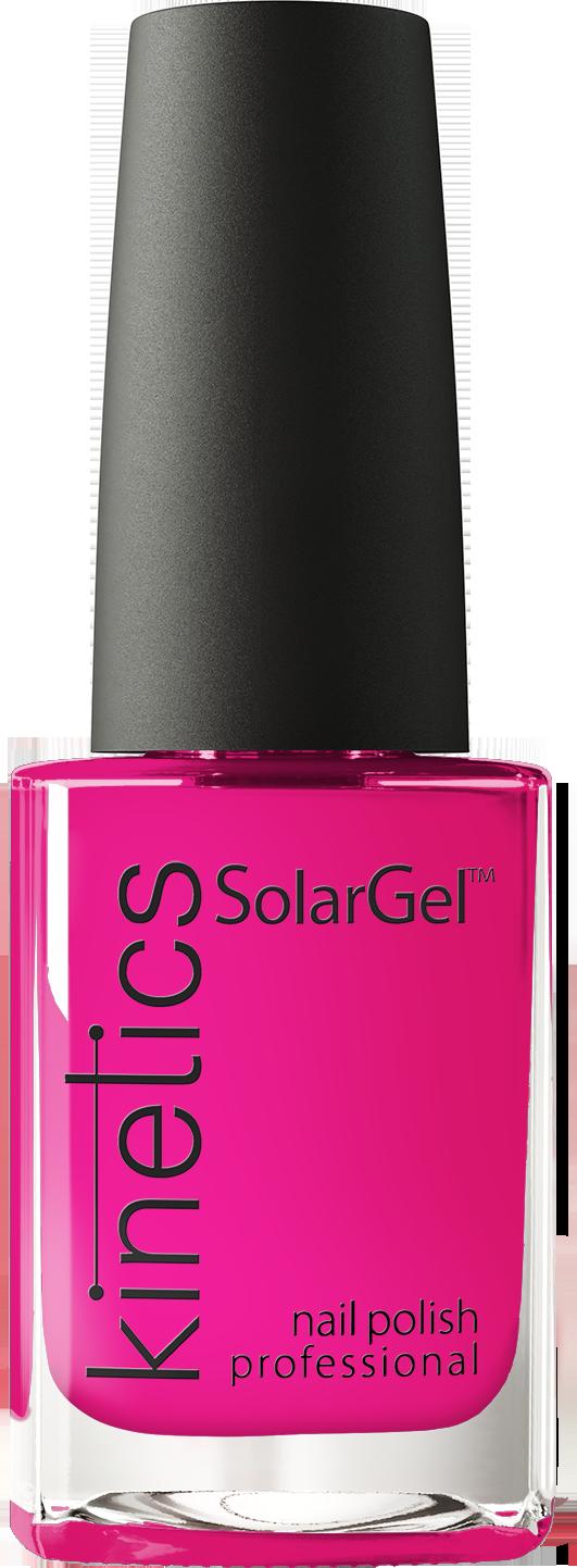 KINETICS 370 лак профессиональный для ногтей / SolarGel Polish Escape 15 мл кпб cl 219
