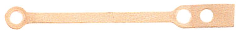 SIBEL Хомут на коклюшки длинный / Sibel, 50шт/уп