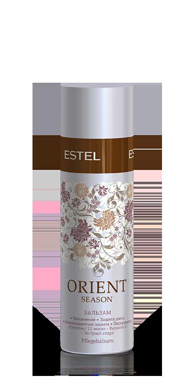 ESTEL PROFESSIONAL Бальзам для волос / ESTEL ORIENT SEASON 1000мл