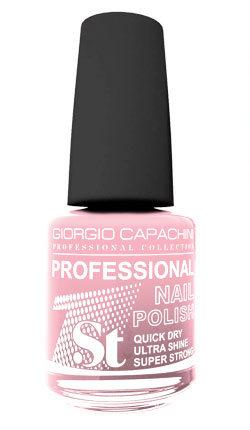 Купить GIORGIO CAPACHINI 15 лак для ногтей, ягодный мусс / 1-st Professional 16 мл, Розовые