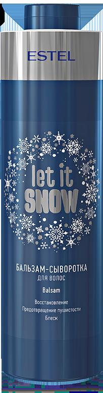 ESTEL PROFESSIONAL Бальзам сыворотка для волос / Let it Snow 1000 мл