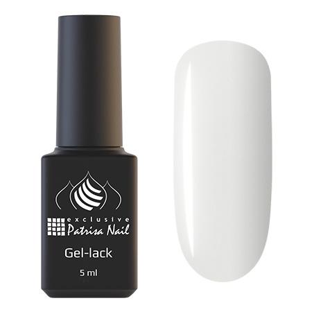 Купить PATRISA NAIL 708 гель-лак однофазный для ногтей Московская сага 5 мл, Белые