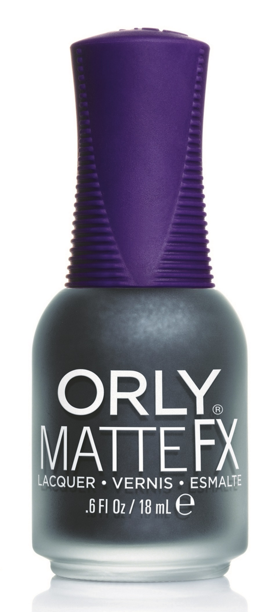 ORLY 811 лак для ногтей / Iron Butterfly MATTE лак для ногтей orly matte fx collection 811 цвет 811 iron butterfly variant hex name 302e2e