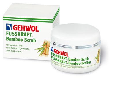 "GEHWOL Пилинг ""Бамбук и жожоба"" / Soft Feet 500мл"