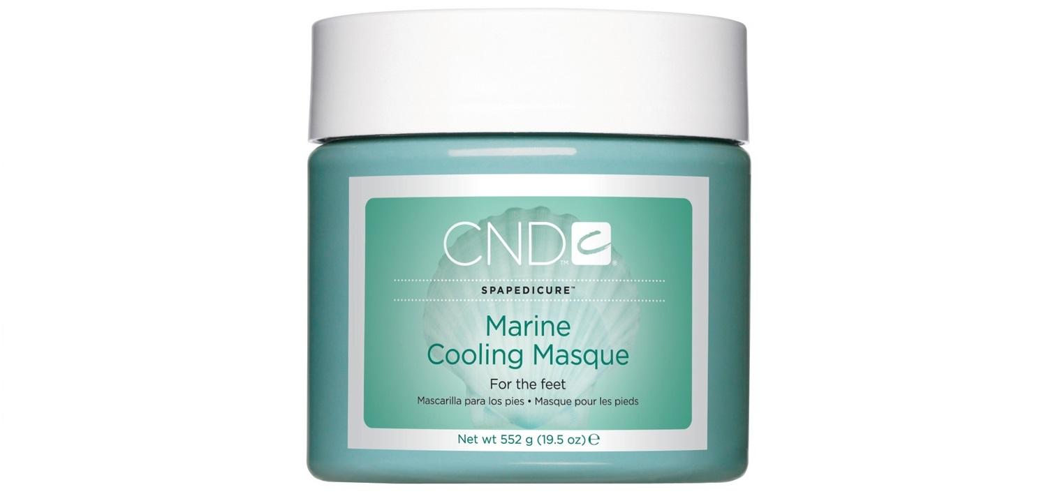 CND Маска охлаждающая с аромотерапией для ног / Marine Cooling Masque MARINE SPA PEDICURE 552 г