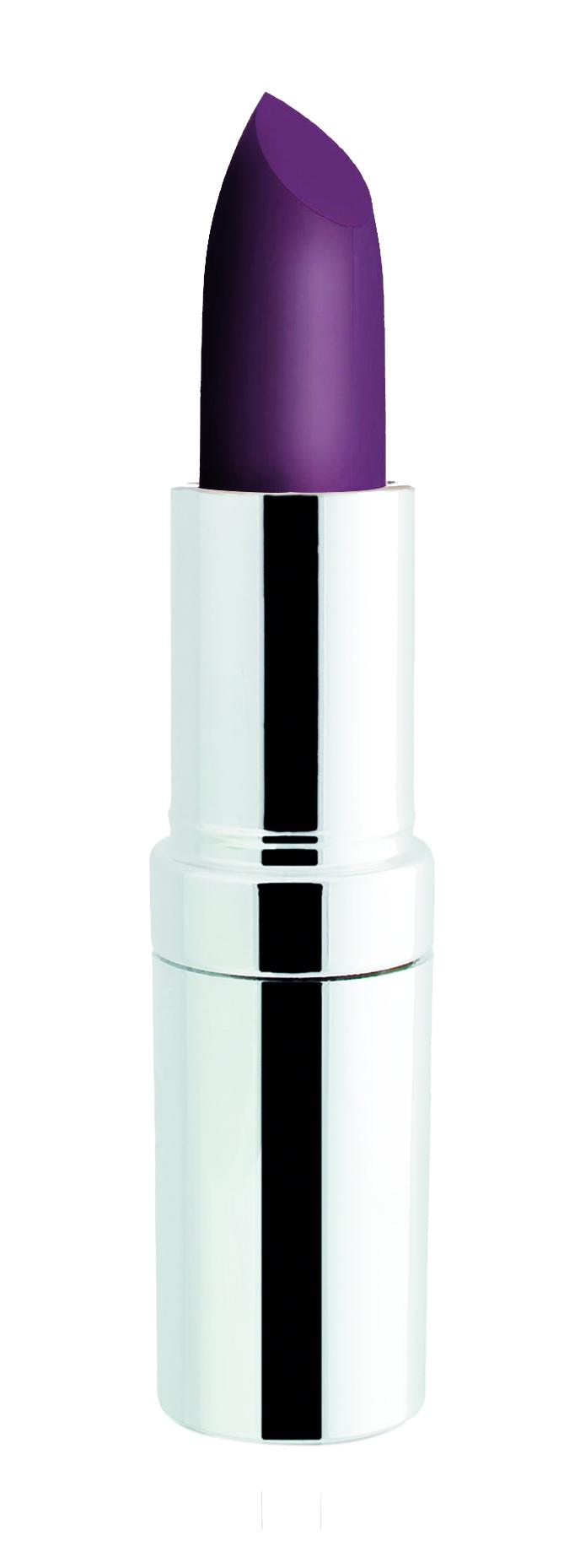 SEVENTEEN Помада губная устойчивая матовая SPF 15, 43 очень глубокий красно-пурпурный / Matte Lasting Lipstick 5 г