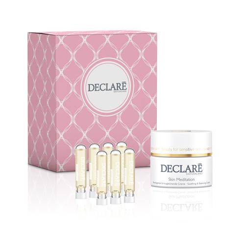 DECLARE Подарочный набор успокаивающих средств / Set Skin Meditation  declare подарочный набор для совершенства молодости x mas set pro youthing 50 100 мл
