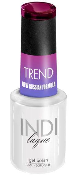 Купить RuNail 5022 гель-лак для ногтей / INDI laque Trend 9 мл, Красные