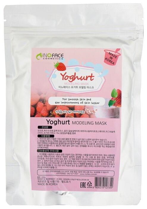 Купить INOFACE Маска альгинатная с йогуртом 200 г