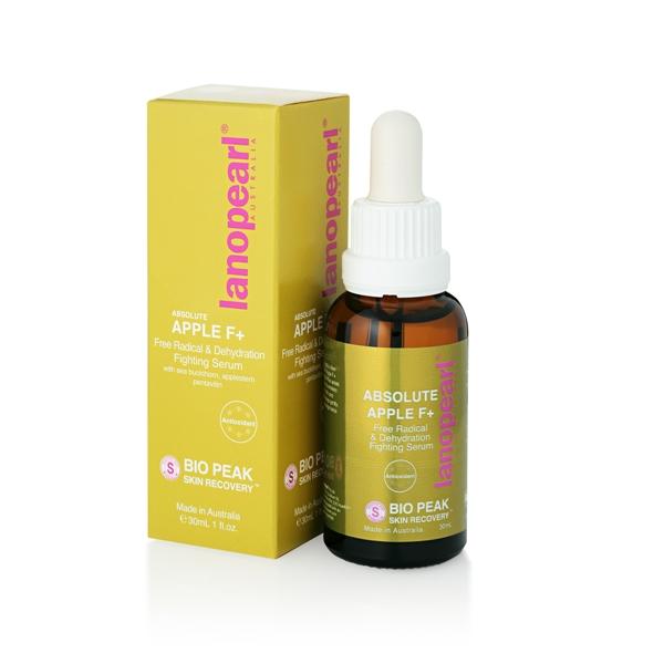 LANOPEARL Сыворотка от обезвоживания кожи и защита от свободных радикалов для лица / Absolute Apple F+ 30 мл - Сыворотки